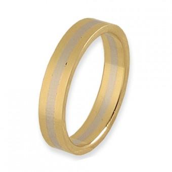 Een ring die beide werelden vertegenwoordigd